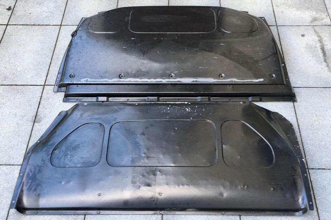 freigeist - VW T5 - Trennwand entfernen