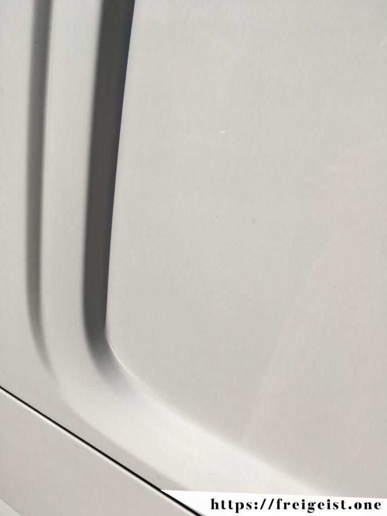 freigeist - VW T5 - Entfernung Klebereste Lack