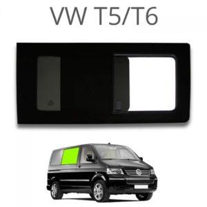 freigeist - VW T5 Fenstereinbau - Kiravans