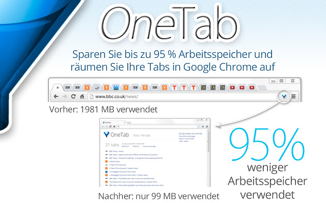 freigeist - Produktive Tools - OneTab