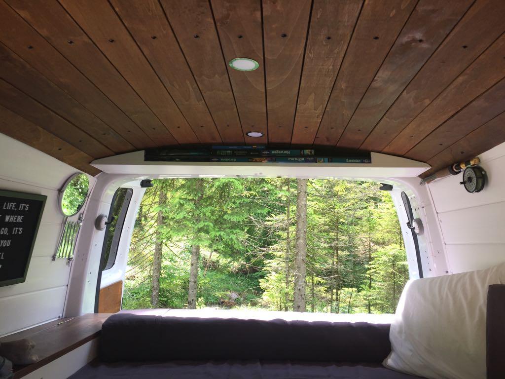 freigeist VW T5 Camper - Innenverkleidung Inspiration